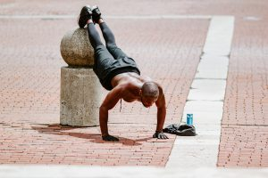 Burpees And Other Full Body Exercises
