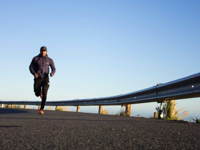 Road Run, Six Weeks Down
